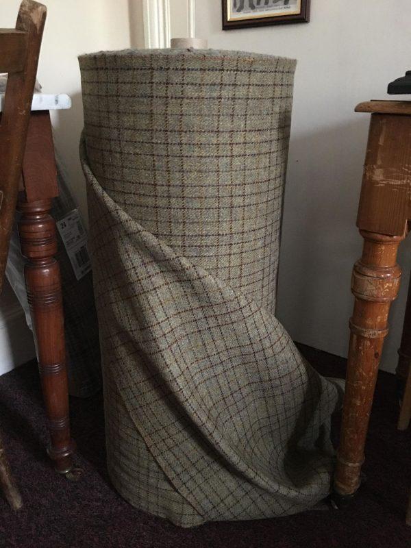 Amhuinnsuidhe Castle Harris Tweed