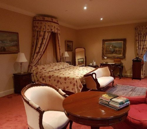 Amhuinnsuidhe Castle individually designed bedrooms